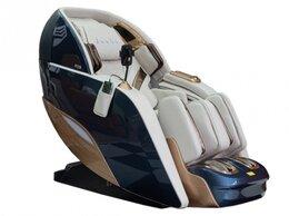 Массажные кресла - Массажное кресло Bodo Palladium Beige-Blue, 0
