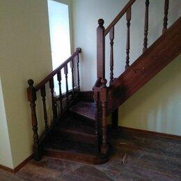 Лестницы и элементы лестниц - Деревянная лестница на заказ , 0