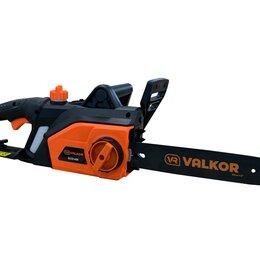 Электро- и бензопилы цепные - Электропила цепная VALKOR ECS-1400, 0