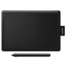 Графические планшеты - Графический планшет One by Wacom small черный/красный (CTL-472-N), 0