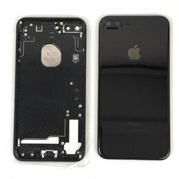 Корпусные детали - Корпус для Apple iPhone 7 Plus черный…, 0
