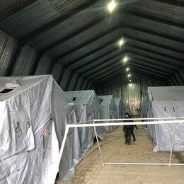 Тенты строительные - Аренда армейских палаток уст-56,усб-56,М-10,М-30, 0