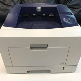 Принтеры, сканеры и МФУ - Принтер лазерный Xerox 3435dn, 0