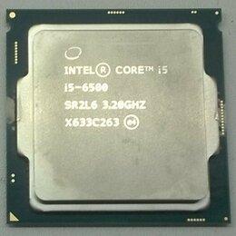 Процессоры (CPU) - Intel Core i5-6500, 0