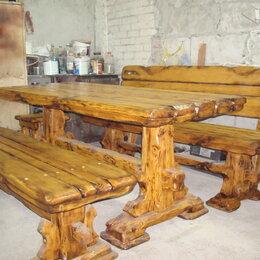 Комплекты садовой мебели - садово-банная мебель от производителя., 0