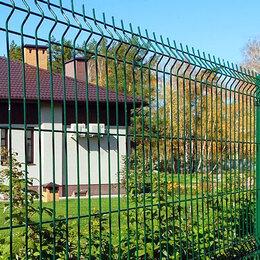 Архитектура, строительство и ремонт - Забор 3Д, 0