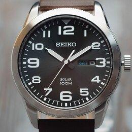 Наручные часы - Японские часы Seiko SNE475P1 (новые\оригинал), 0