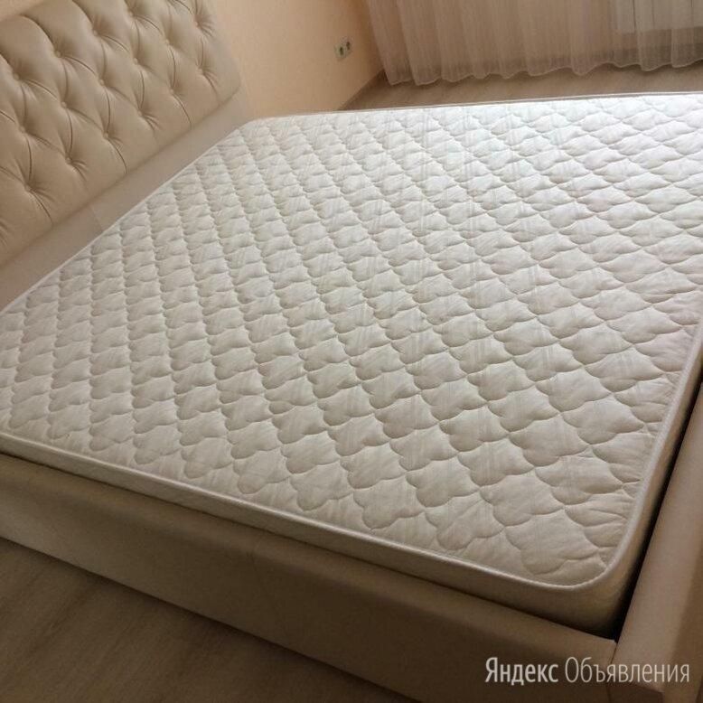 Кровать с матрацем новая бесплатно привезу по городу  по цене 14000₽ - Кровати, фото 0