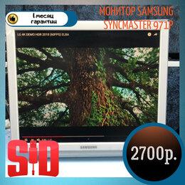 Мониторы - Монитор Samsung SyncMaster 971P, 0