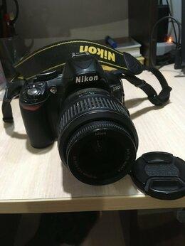 Фотоаппараты - Зеркальный фотоаппарат NIKON  D-3100, 0