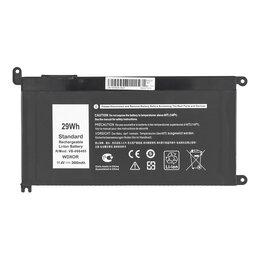 Аксессуары и запчасти для ноутбуков - Аккумулятор для Dell Inspiron 5379 - 2600mah, 0