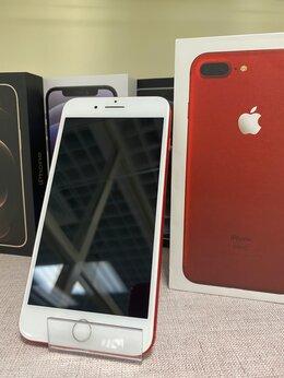Мобильные телефоны - iPhone 7 Plus Red 32gb б/у Ростест, 0