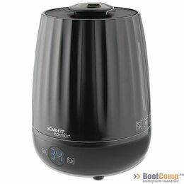 Очистители и увлажнители воздуха - Увлажнитель воздуха Scarlett SC-AH986E12 black, 0