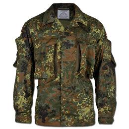 Военные вещи -  Рубашка полевая KSK, камуфляж флектарн (размер:…, 0