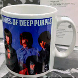 Кружки, блюдца и пары - Deep Purple - Shades Of Deep Purple - Кружка, 0