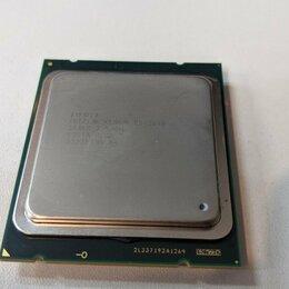 Процессоры (CPU) - Процессор 6ядер 12потоков Intel Xeon e2640 lga2011, 0