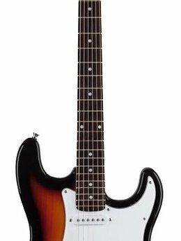 Электрогитары и бас-гитары - Электрогитара Ashtone ST-100 SB, 0