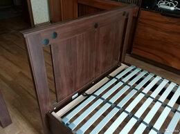 Кровати - Односпальная кровать из Икеи + матрас, 0