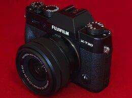 Фотоаппараты - Fujifilm X-T30 Kit 15-45mm (гарантия, чек), 0