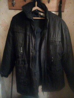 Куртки - Куртка муж., зимняя, синтепон, 0