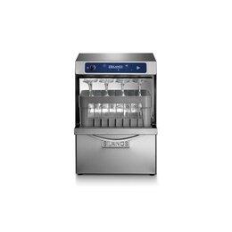 Промышленные посудомоечные машины - Машина стаканомоечная Silanos S 021 DIGIT с помпой, 0