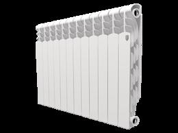 Радиаторы - Радиатор алюминиевый Royal Thermo 500/80 12 секций, 0