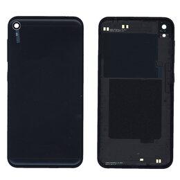Корпусные детали - Задняя крышка для Asus ZenFone Live ZB501KL черная, 0