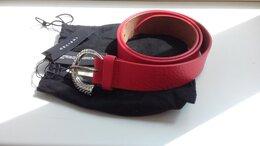 Ремни и пояса - Ремень женский кожаный новый «Claudio orciani»…, 0