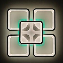 Люстры и потолочные светильники - Светодиодная LED люстра от производителя (№003), 0
