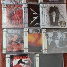 Музыкальные CD и аудиокассеты - Metallica , 0