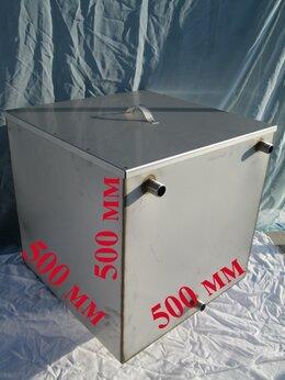 Водонагреватели - Бак 125 литров с ТЭНом, нерж. сталь, 0