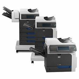 Принтеры и МФУ - МФУ HP LaserJet Enterprise CM4540, 0