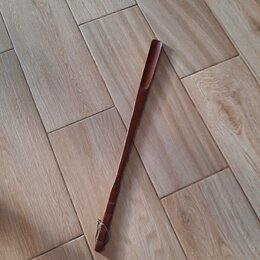 Щетки и ложки - Ложка для обуви, деревянная 70см, 0