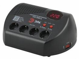 Стабилизаторы напряжения - Стабилизатор напряжения 2000ВА компакт Эра…, 0