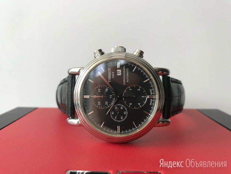 Часы Tissot оригинал по цене 25000₽ - Наручные часы, фото 0