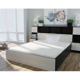 Кровати - Кровать Бася КР552 с закроватным модулем , 0