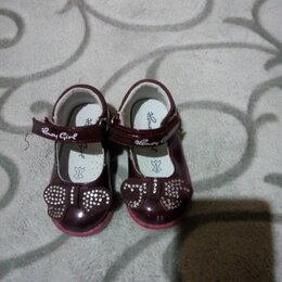 Босоножки, сандалии - Продаю обувь на девочку, одевали пару раз., 0
