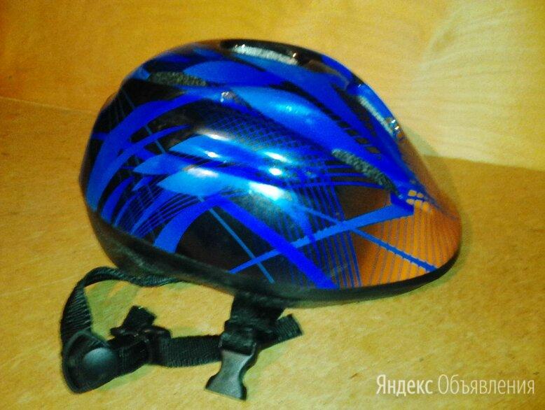 Шлем  велосипедный  детский по цене 350₽ - Спортивная защита, фото 0