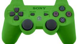 Рули, джойстики, геймпады - Джойстик для PS3 черный, 0