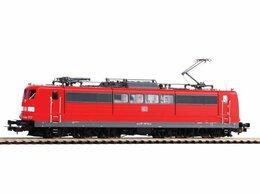 Детские железные дороги - Электровоз Piko BR 151 DB AG VI, красный с…, 0