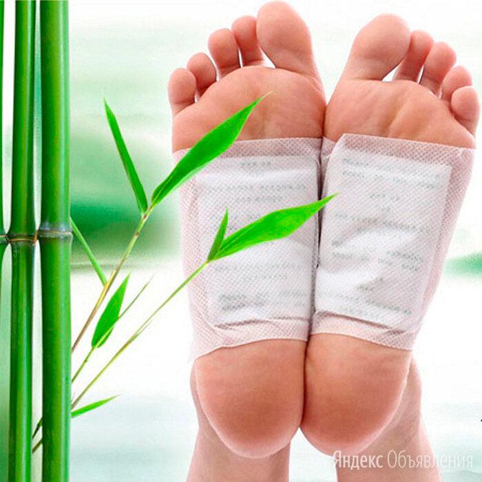 Пластырь выводящий токсины Kinoki по цене 490₽ - Устройства, приборы и аксессуары для здоровья, фото 0