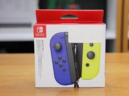 Игровые приставки - Набор контроллеров Joy-Con для Nintendo Switch, 0