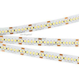 Аксессуары и комплектующие для гитар - Лента RT6-3528-240 24V Warm3000 4x (1200 LED) (ARL, 19.2 Вт/м, IP20), 0