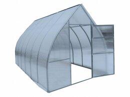 Поликарбонат - Сотовый поликарбонат прозрачный 4 мм плотность…, 0