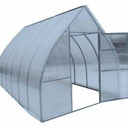 Поликарбонат - Сотовый поликарбонат прозрачный 4 мм плотность 700 гр., 0