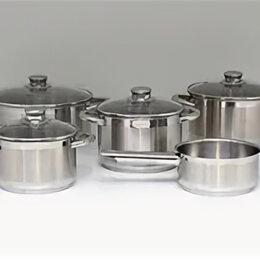 Наборы посуды для готовки - Alza набор Посуды нержавеющая сталь Star/ Montblan, 0