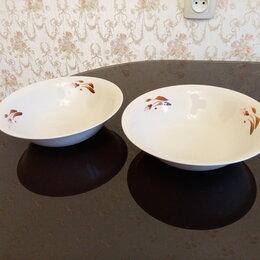 Тарелки - Новые большие тарелки для салата, 0