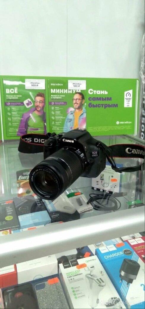 Фотоаппарат Canon EOS 600D по цене 13500₽ - Фотоаппараты, фото 0