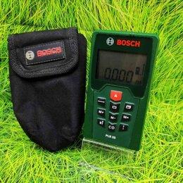 Измерительные инструменты и приборы - Лазерный дальномер Bosch plr 25, 0