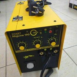 Сварочные аппараты - Полуавтомат сварочный START MigLine 190 (MIG,…, 0